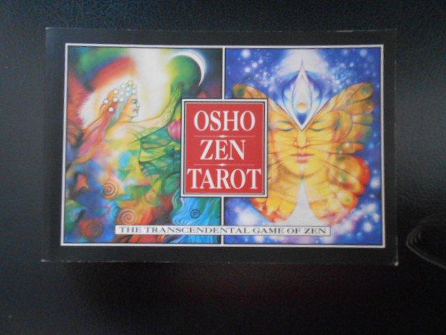 OSHO ZEN TAROT by Ma Deva Padma!
