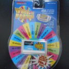 WHEEL of FORTUNE HAND HELD VIDEO GAME CARTRIDGE - TIGER ELECTRONICS!
