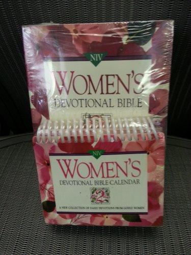 NIV Women's Devotional Bible 2 w/ matching Women's Devotional Bible Calendar & Journal by Zondervan!