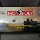 Monopoly United States Army Edition by USAopoly - FACTORY SEALED!