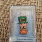Hallmark 2000 Paddy O' Hatty - Happy Hatters Minature Collection- QMM7002!