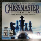 Chessmaster 10th Edition - WINDOWS XP by Ubisoft - PROMISES TO MAKE YOU A BETTER CHESSPLAYER!