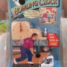 "The Original ""Bowling Clock"" from 1998 by Fun-Damental Too, Ltd. complete with Sound Effects!"