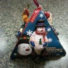 Christmas Dangling Wine Bottle Toppers: Santa, Snowman, Reindeer (3 pc. set) by Sommelier!
