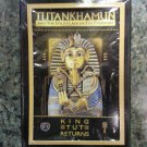 Tutankhamun and the Golden Age of Pharaohs King Tut Returns Playing Cards!!