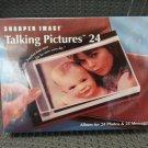 Sharper Image Talking Pictures 24: Album for 24 Photos & 24 10 Second Messages!