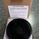 William Bounds 08296 Sili Gourmet Silicone Collapsible Coffee Filter Holder, Black!