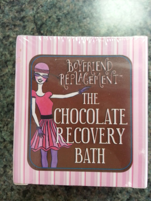 Chocolate Recovery Bath (Mega Mini Kits) Paperback by Nina Miller!