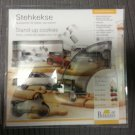 "Birkmann 160 743 ""Vehicles"" Standing Cookies Cookie Cutters 4, 6.5 & 10 cm. - Stainless Steel!"