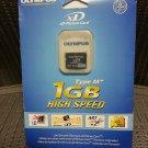Olympus M-XD1GMP - Flash memory card - 1 GB - xD Type M+ by Olympus!