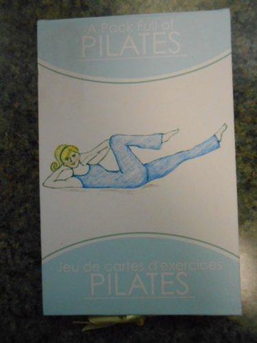 A Pack Full of Pilates Instruction Cards and Resistance Band Set!