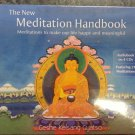The New Meditation Handbook: Meditations to make our life happy and meaningful Audio CD by Gyatso!
