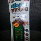 The One For All® Sports Clicker Model URC-2041 - The perfect remote for the football enthusiast!!