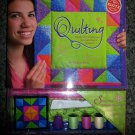 Quilting: Design and Make Your Own Patchwork Projects by Barbara Kane · Klutz!