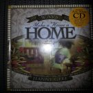101 Ways to Make a House a Home Hardcover & CD by Jeanne Gere!