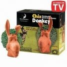 CHIA Dreamworks, Donkey (from Shrek) Handmade Decorative Planter Kit by Chia!