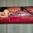 Lanique Paris Stretch Floral Red Lace Unitard Catsuit Bodysuit Jumpsuit Unisex - Size 1X/2X!
