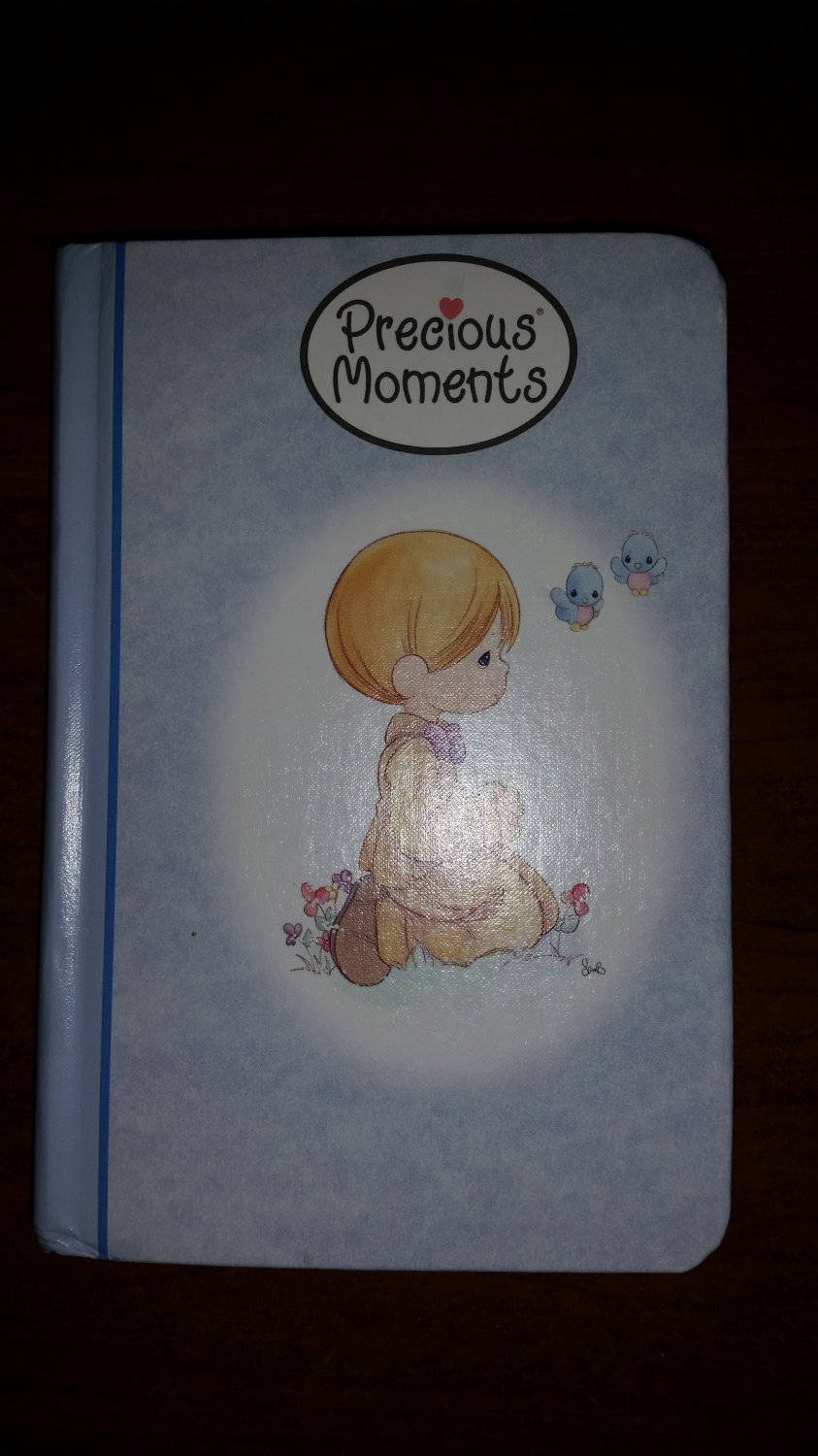 Precious Moments Bible Small Hands Edition New King James Version Hardcover!