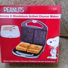 Peanuts Snoopy and Woodstock Grilled Cheese Sandwich Maker by Smart Planet #SGCM2