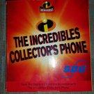 Disney Pixar The Incredibles SBC RED Collector's Phone!