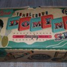 Tumbledown Dominos Set- The Amazing Bizarro Vintage Blocks Rallies NIB!