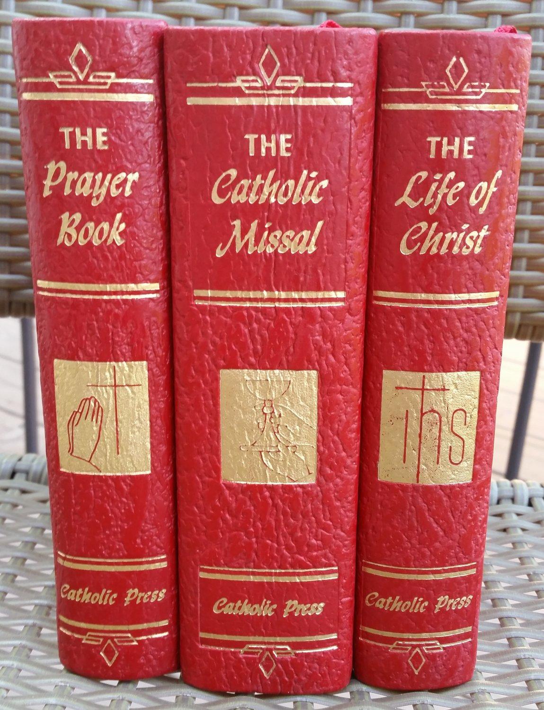 The Catholic Press Library Of Catholic Devotion Set
