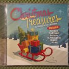 Christmas Treasures All Original Artists & Recordings Featuring Dean Martin & more CD!
