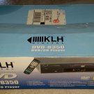 KLH DVD-8350 DVD Player-Plays All DVD/MP3/CD/CD-R/CD-RW/Kodak Picture CD Discs-Factory Sealed Box!
