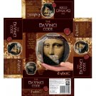 Esphera 360 6 The DaVinci Code 240 Piece Glow by Rose Art!