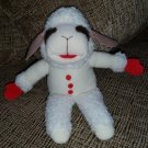 "SHARI LEWIS LAMB CHOP 9"" Plush Toy - 1993 by Amerawell Products - New without Tag!"