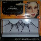 Eyelashes Maxi Spikes with Purple Glitter Tips Makeup for Accessory Stage Accessory!