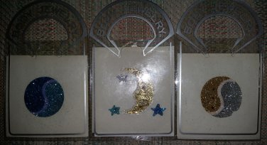 Body Jewelry Temporary Glitter Body Jewelry - Lot of 3 - Can be used 2-3 times!