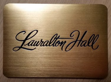 LAURALTON HALL Credit Card Size Address Book Accordion Style-Magnetic Closure