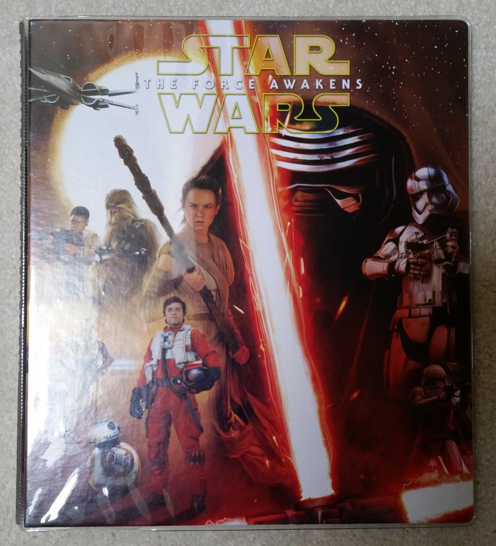 "Innovative Designs Disney Star Wars ""The Force Awakens"