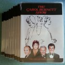 THE CAROL BURNETT SHOW 10 DVD Collection by Guthy Renker - 18+ HOURS - FACTORY SEALED!