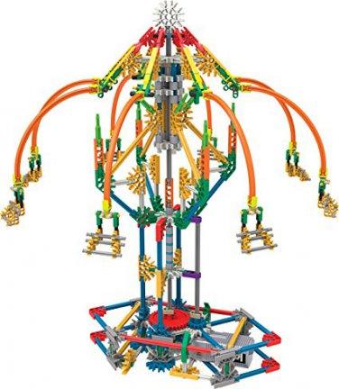 K'NEX Education�STEM Explorations:Swing Ride Building Set�486 Pieces�Engineering Education Toy