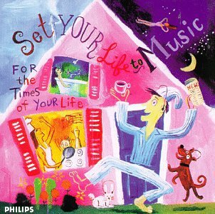 Set Your Life To Music - For The Times Of Your Life CD by Philips!