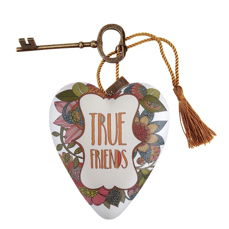 DEMDACO True Friends Art Heart Sculpture by Valentina Ramos!