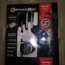 Zero Friction Men's Distance Pro GPS Golf Gloves - MEN'S LEFT UNIVERSAL FIT!