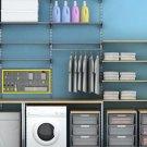 IKEA ANTONIUS 9 PIECE PEGBOARD ACCESSORY SET #901.012.93 - STILL IN SHRINKWRAP - RARE!
