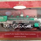 Hallmark Keepsake Lionel 4501 Southern Mikado Steam Locomotive Ornament - NEW in BOX!