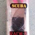 RADIUS SCUBA - Original Left Hand Toothbrush, Soft Bristles, Designed to Improve Gum Health