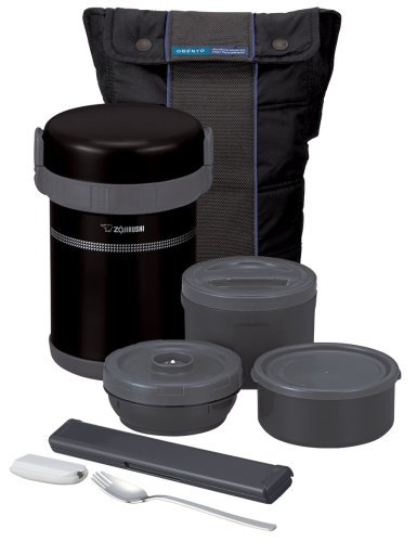 Zojirushi Classic Bento Vacuum Lunch Jar by Zojirushi - GO GREEN!