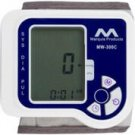 Wrist Blood Pressure Monitor, Accurate, Easy to Use, Easy to read, Digital, Automatic, and Portable!