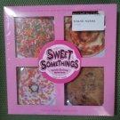 SWEET SOMETHINGS Vanilla-Scented Notecards - Please indulge responsibly!