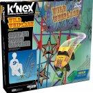 KNEX Wild Whiplash Roller Coaster Building Set - 580 Piece - MOTORIZED!