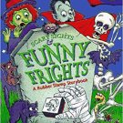 Scary Sights & Funny Frights: A Rubber Stamp Storybook (Rubber Stamp & Book Sets) Paperback!