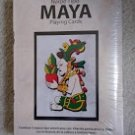 """Double Deck Pronaco S.A. de C.V. """"Naipe Tipo Maya"""" Playing Cards, c. 1991 - SEALED!"""