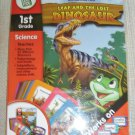 LeapPad Leap and the Lost Dinosaur Interactive Book 1st Grade Science - BRAND NEW!