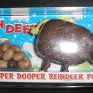 OH DEER! THE SUPER DOOPER REINDEER POOPER TOY - GREAT SECRET SANTA CHRISTMAS GIFT - NEW!